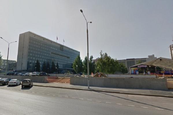 Реконструировать собираются участок вдоль улицы Петропавловской
