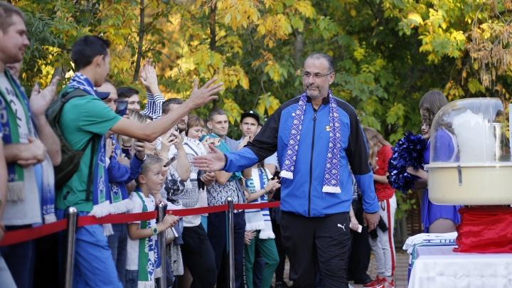 Булочки Миодрага: главный тренер «КС» угостит самарцев балканскими бургерами