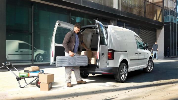 1001 занятие для Volkswagen Caddy, или Каким должно быть настоящее многофункциональное авто