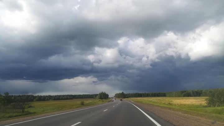 Погиб на трассе: в Ярославской области «Нива» на огромной скорости вылетела в кювет
