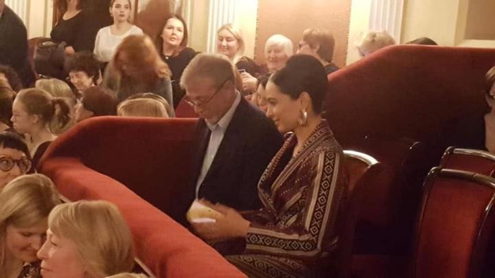 Роман Абрамович побывал на премьере балета «Шахерезада» в Пермском театре оперы и балета