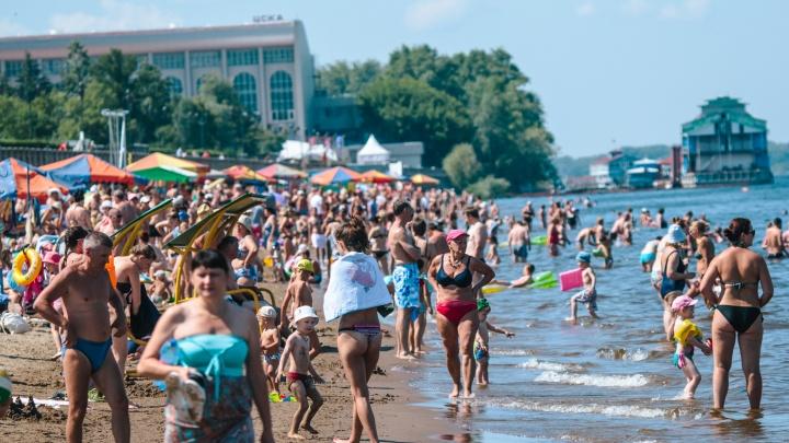 Купаться можно: Роспотребнадзор проверил качество воды на самарских пляжах