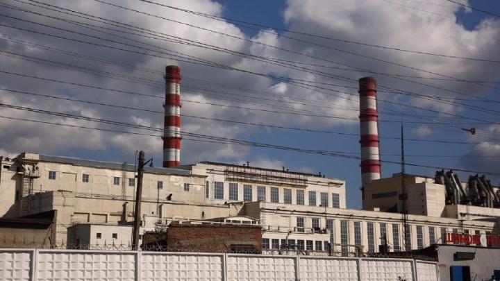С ТЭЦ-2 пропала вывеска «Сибирской генерирующей компании»