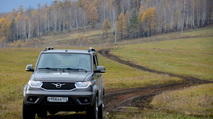 Теперь не запотеет: знакомимся с «УАЗ-Патриотом», который получил новый мотор и вентиляцию