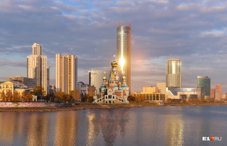 Администрация Екатеринбурга объявила конкурс наразработку концепции храма около Театра драмы