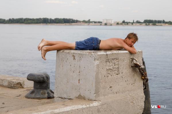 В Волгоград дожди не заглянут