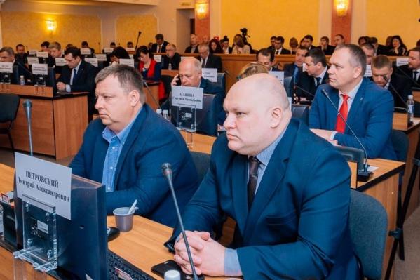 Депутат Дмитрий Петровский больше не входит во фракцию «Единой России» в муниципалитете Ярославля