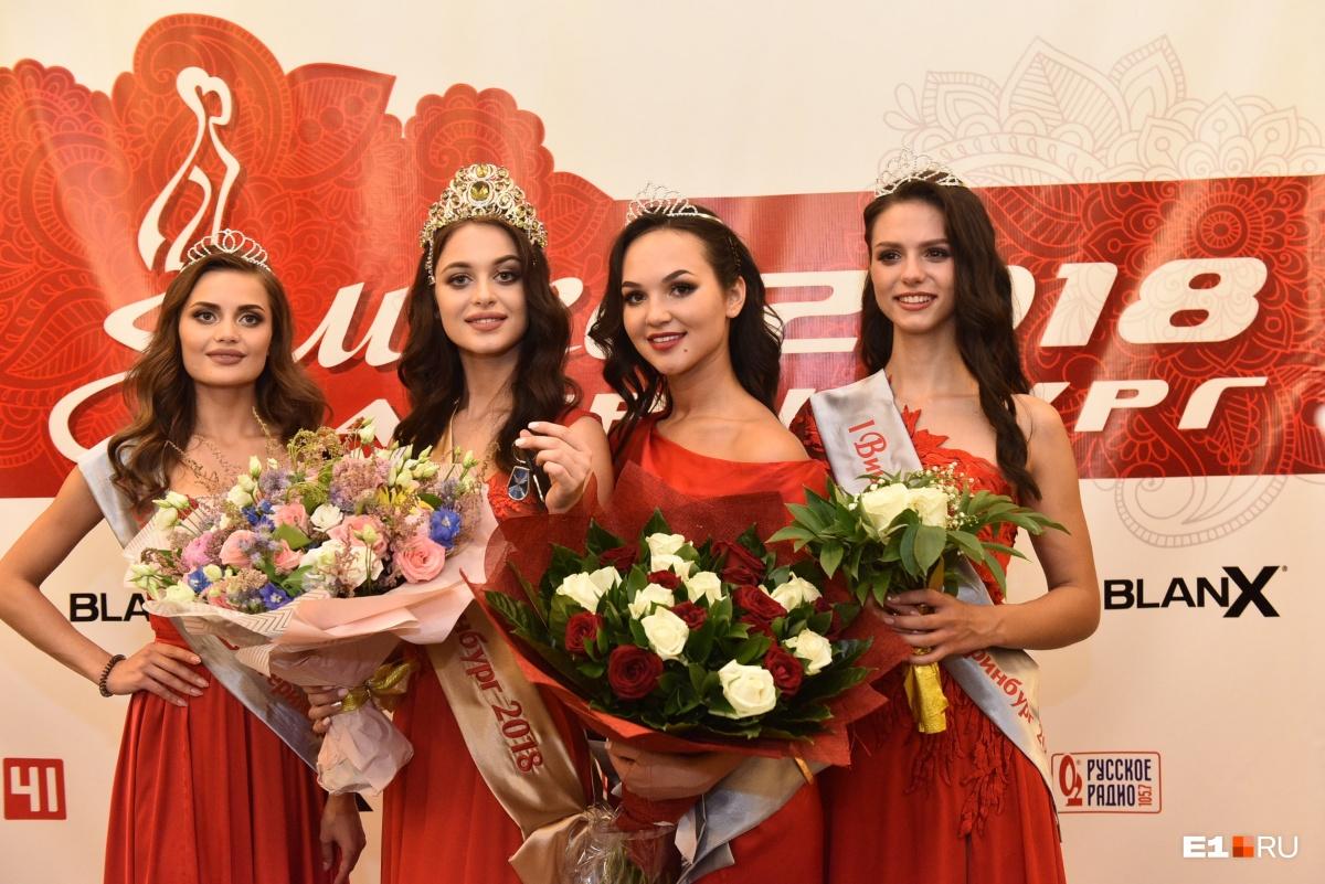 Самые красивые девушки Екатеринбурга по мнению судей