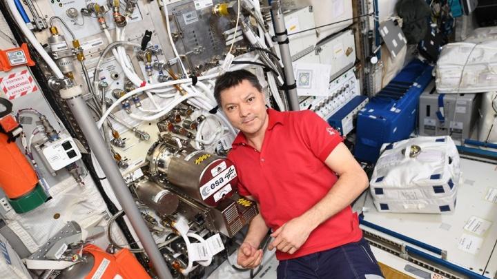 55, и в космос — опять: Олег Кононенко отмечает юбилей