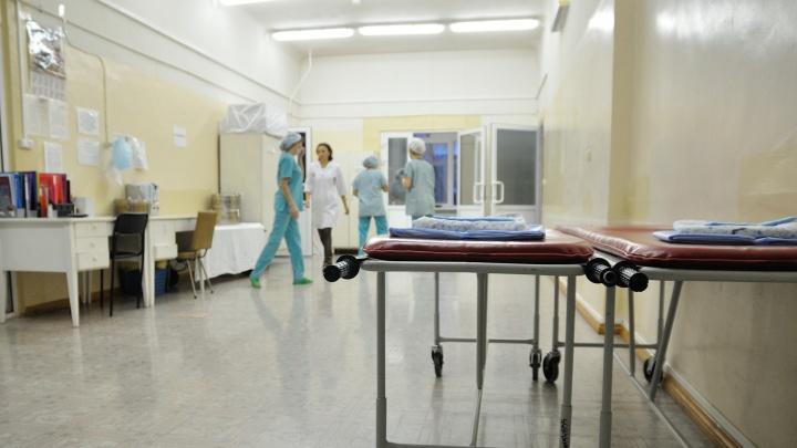 40 детей из цыганского посёлка на ВИЗе попали в больницу с менингитом