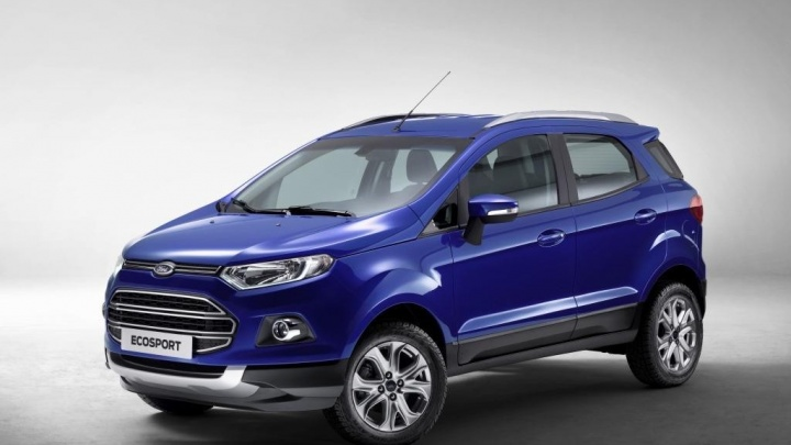 Самый ожидаемый кроссовер от Ford уже доступен в Екатеринбурге