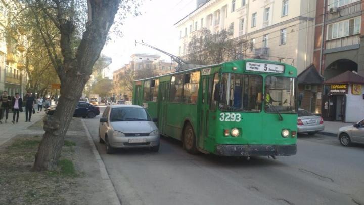 В Новосибирске началась последняя репетиция парада