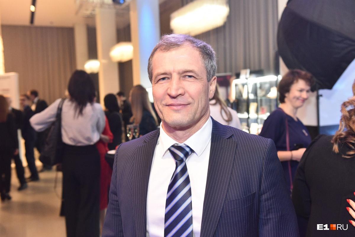 Спикер гордумы Игорь Володин был без дочки