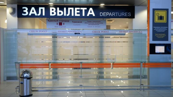 В этом году в Кольцово установили рекорд по количеству пассажиров