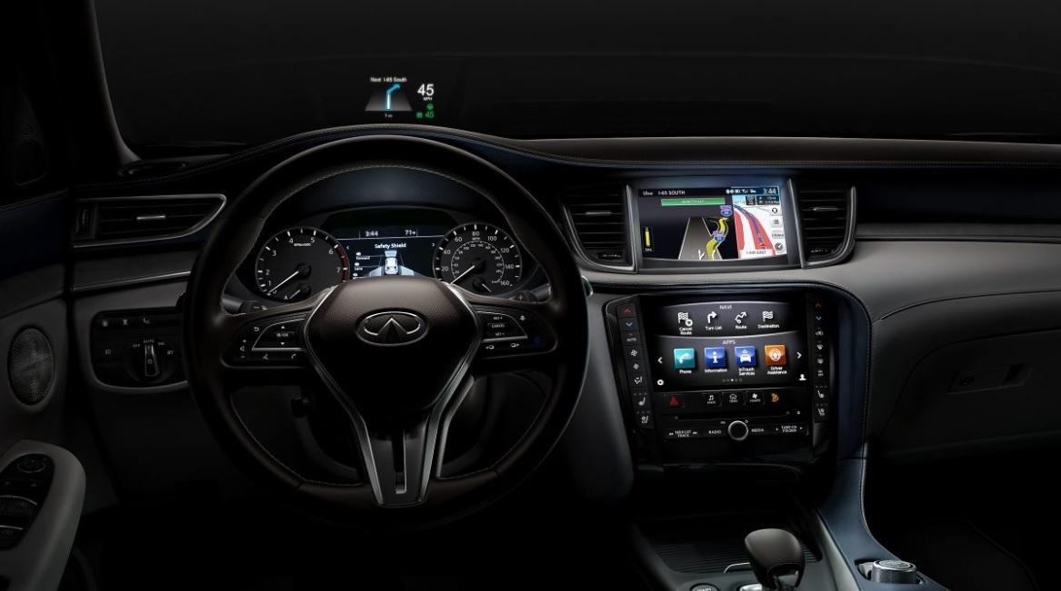 Одним нажатием кнопки можно легко переключаться между четырьмя режимами вождения