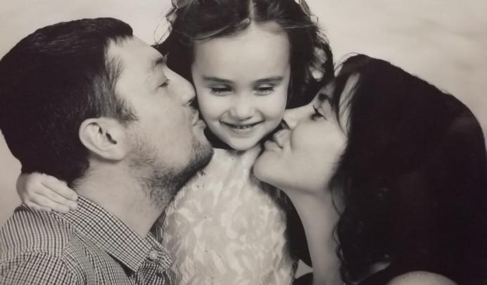 Муж погиб, дочка в коме: интервью с женщиной, чья жизнь перевернулась после ДТП на Эльмаше