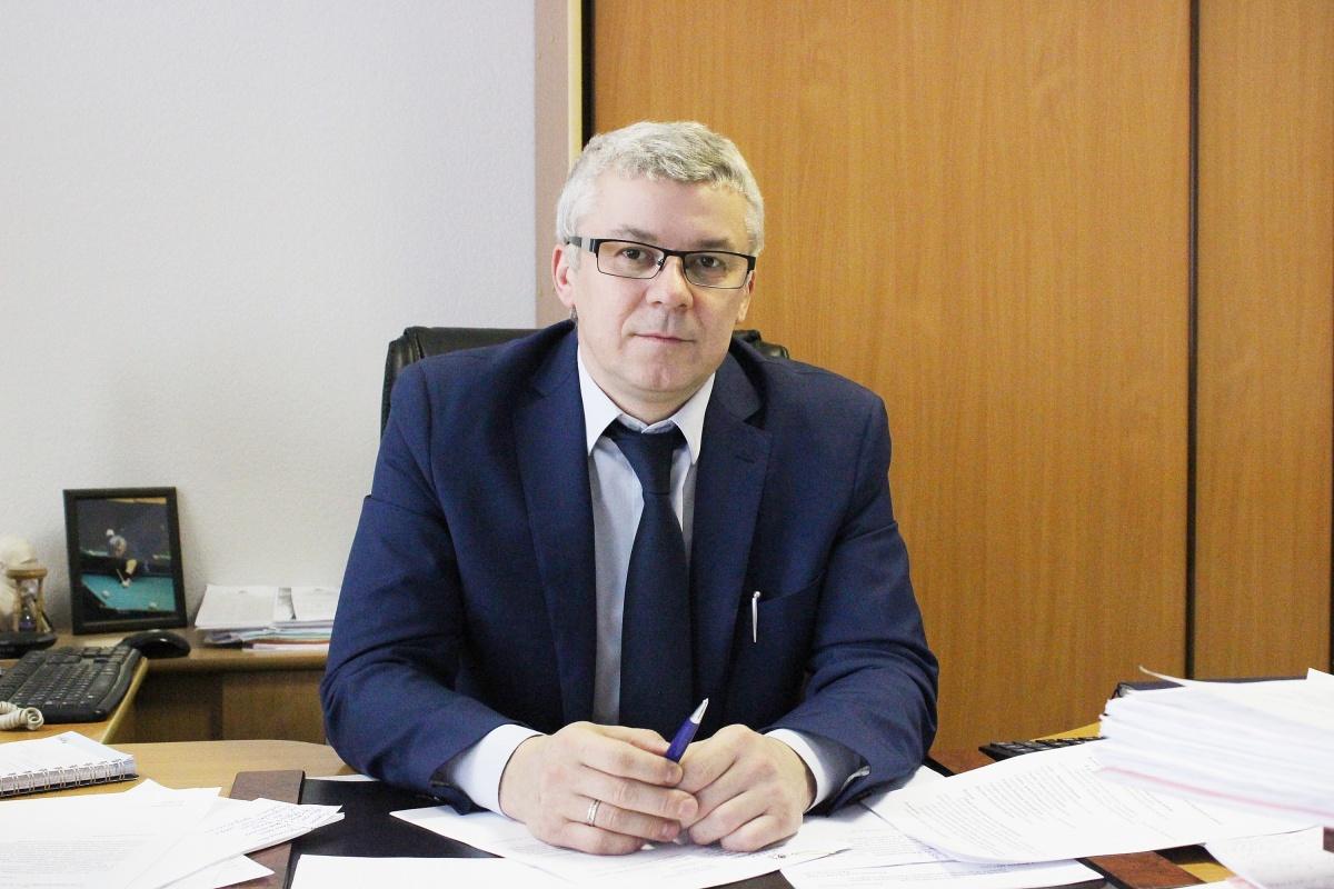 Новым главой стал бывший первый заместитель районной администрации Андрей Выходцев