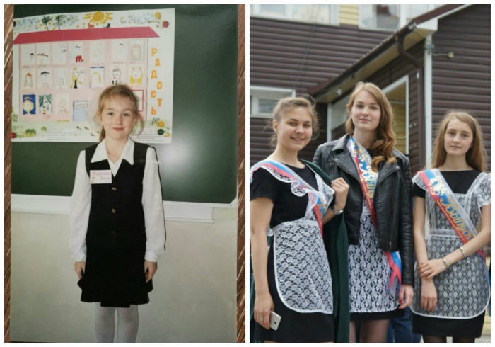 Екатерина Жаркова, лицей  № 28   (на фото —в центре)