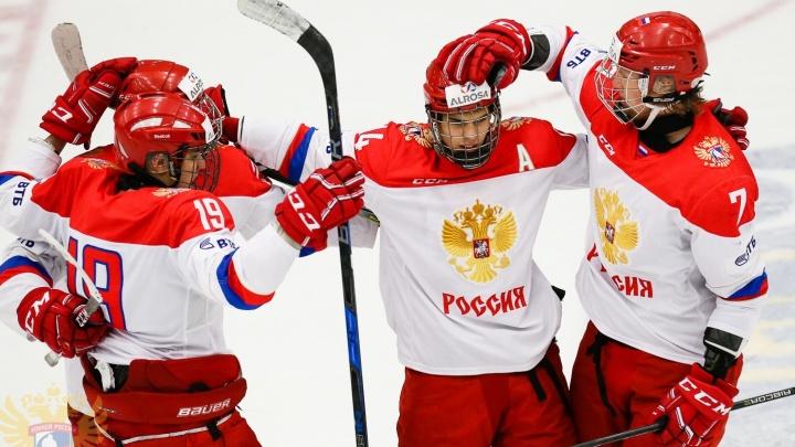 Проверку на прочность прошли: сборная России по хоккею обыграла канадцев на Кубке Первого канала