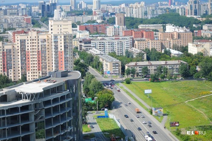 Квадратный метр в студиях стоит 82 тысячи рублей