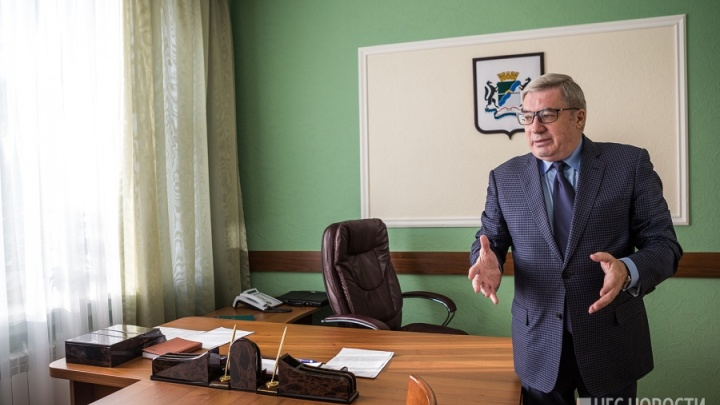Мэр уволил Виктора Толоконского с поста главного советника