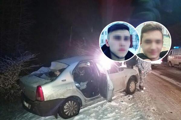 В ночном ДТП погибли два студента колледжа из Агидели