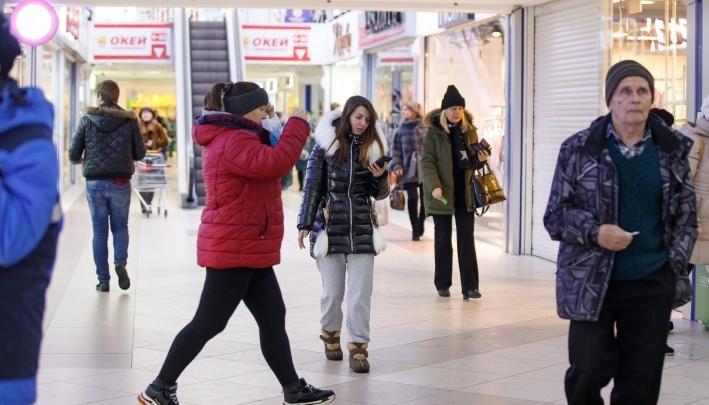 В Волгограде эвакуировали посетителей ТРК «Мармелад»