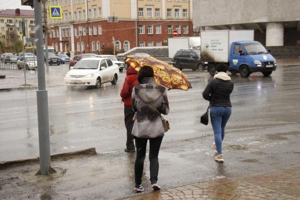 В ближайшие дни омичи будут чувствовать себя не слишком уютно на улицах города