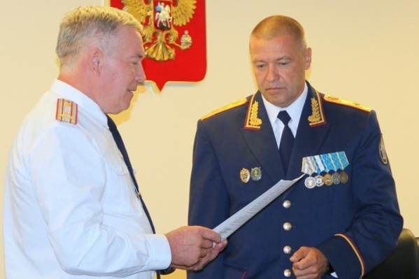 Андрей Потапов (на фото справа)