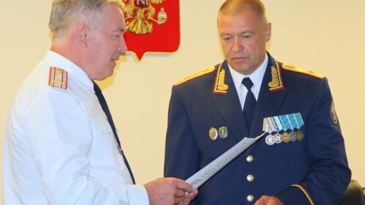В Красноярск прибыл новый главный следователь