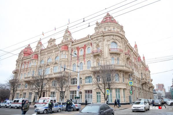 В 2020 году бюджет Ростова останется убыточным