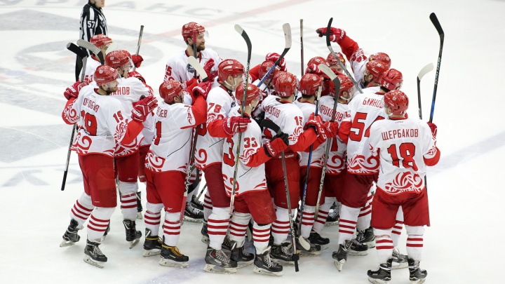 Хоккеисты «Ростова» обыграли курганский «Юниор» в рамках Кубка Федерации