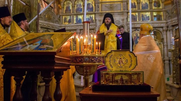Жителей Красноглинского района Самары приглашают прикоснуться к святыням
