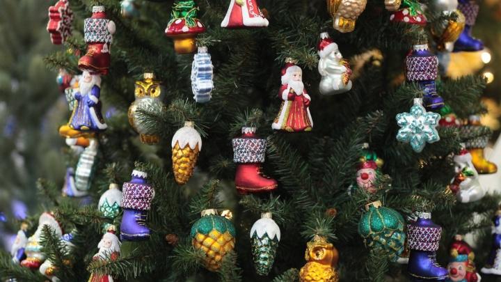 Предновогодний эксклюзив ждёт красноярцев на рождественской ярмарке в «Сибири»