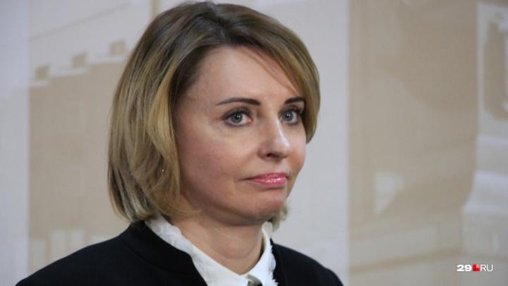 Следователи подтвердили, что спикер Архангельской гордумы поступила в вуз с нарушениями