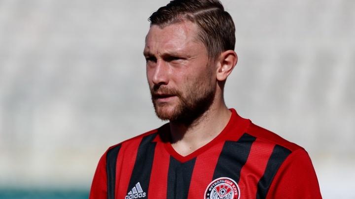 Защитник пермского «Амкара» перешел в футбольный клуб «Оренбург»