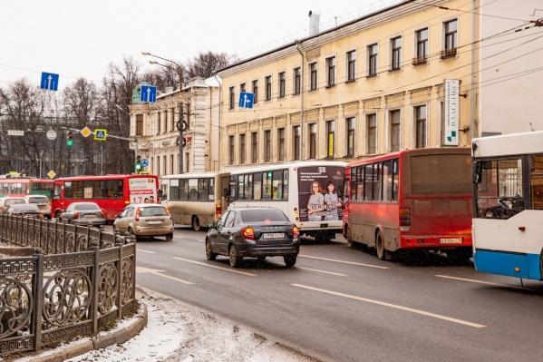 В Ярославле чиновники вынашивают идею убрать частников из перевозок