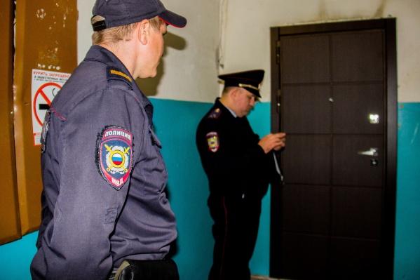 Подозреваемые не стали оказывать сопротивление при задержании