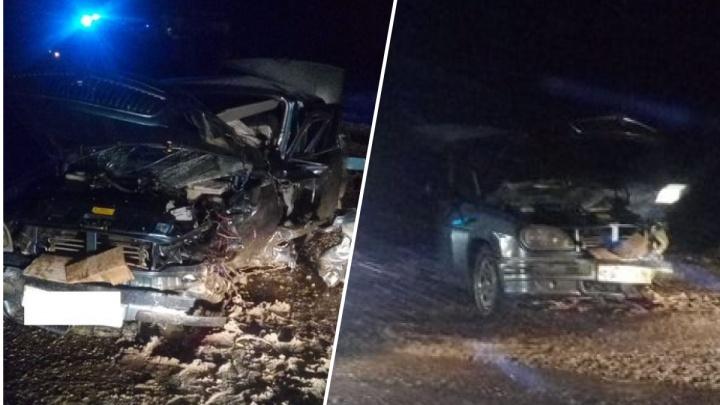 Семья ехала домой: в тройном ДТП на переславской дороге погиб дедушка и пострадала внучка