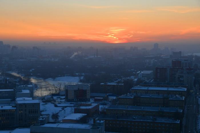 На Урале объявили штормовое предупреждение
