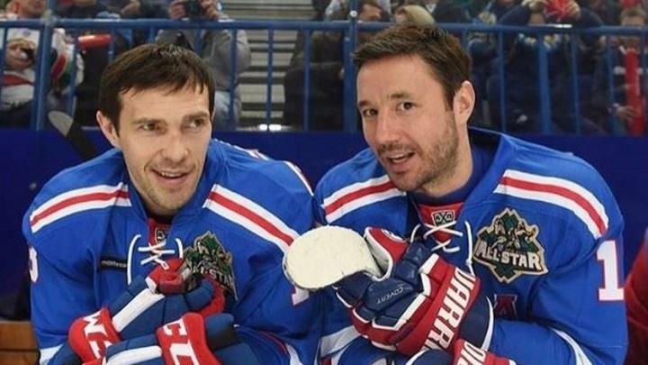 Ждём в «Автомобилисте»: Павел Дацюк официально попрощался с питерским СКА