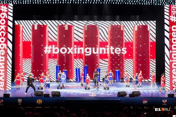 Чемпионат мира по боксу начнётся 9 сентября