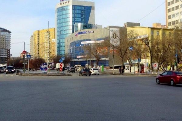 Авария с участием двух иномарок на Осипенко произошла в минувшую пятницу в 20:50