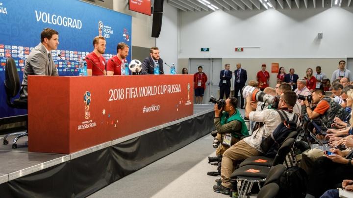 Гарет Саутгейт перед матчем в Волгограде: «На поле выйдут лучшие игроки сборной»