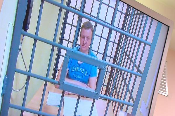Евгений Пашков просил выпустить его из следственного изолятора