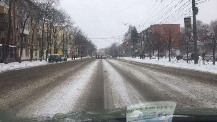 «Это геноцид!»: ярославцы обратились в администрацию президента из-за отсутствия уборки дорог