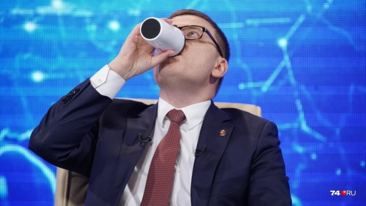 «Окружим мониторингом»: Алексей Текслер на прямой линии высказался о Томинском ГОКе