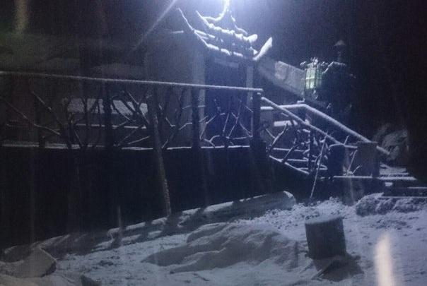 Красноярские горнолыжники стали готовиться к старту сезона: в Ергаках и Шерегеше выпал снег