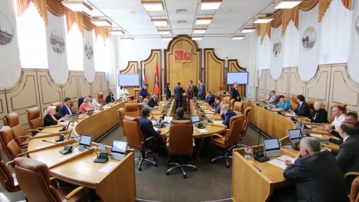 Утверждены новые правила выбора мэра Красноярска