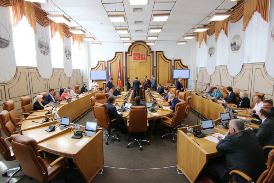 Утверждены новые правила выбора главы города Красноярска